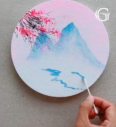 Gute Idee Great art by ID: 1159505892 (Döuyin App) Acrylic Painting Ideas acrylic painting ideas App Art artvideos Döuyin dra Great GUTE idee painting sketch Acrylic Painting Techniques, Art Techniques, Painting Videos, Painting & Drawing, Watercolor Paintings, Watercolor Art Diy, Watercolour, Acrylic Art, Art Tutorials