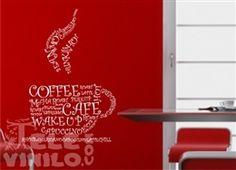 Vinilos Decorativos Cocina Coffee
