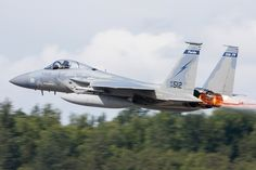 Florida Air National Guard F15-C Eagles