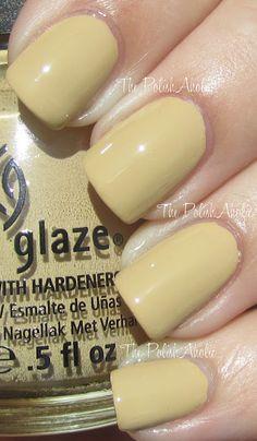 'Kalahari Kiss' is a light golden creme. From On Safari fall 2012 collection.