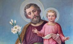 Holy Family, St Joseph, Needlepoint, Painting, Opi, People, Saints, Rain Shower Heads, Literatura