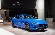 Maserati Ghibli, Formula 1, Gallery, Vehicles, Sports, Flare, Hs Sports, Roof Rack, Car