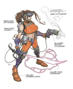 HyperJen by Travis Charest