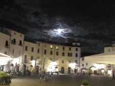 Luca Night Sky