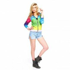 This Zara Terez Rock Candy Designer hoodie is a guaranteed head turner. With fun, funky and sweet patterns, prepare to receive compliments w...