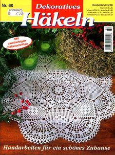 Dekoratives Hakeln 60 - Kristina Dalinkevičienė - Álbuns da web do Picasa