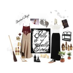 """Practical Magic - Jilly and Sally Owens"" by nickicannon on Polyvore"