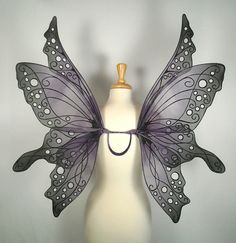 Fairy wings HANGING IN THE CLOSET