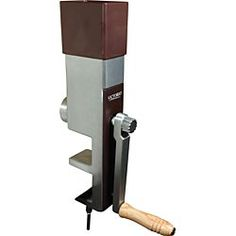 No power? No problem! Grind your wheat with a Victorio Hand Grain mill