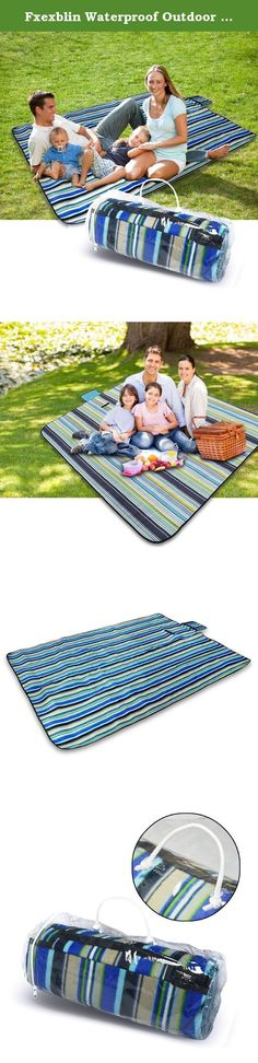 UK Stock Large Kids Waterproof Beach Camp Outdoor Picnic Mat Play Mat 180*160cm