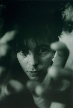 Ian McCullough from Echo and the Bunnymen.