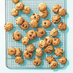 Five Ingredient Chocolate Chip Cookies-- Martha Stewart