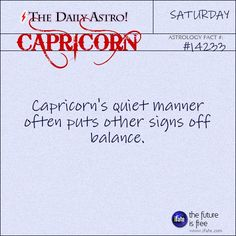 Daily Astro: Capricorn Check your Capricorn horoscope now.  Visit iFate.com today!
