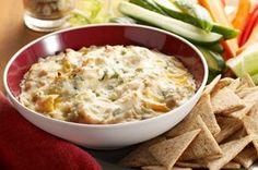 SCD Hot Artichoke-Parmesan Dip (*Use SCD legal mayo, parmesan cheese & artichoke hearts...)
