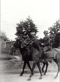"""TRAITORS OF THE RUSSIAN LAND.Russian Cossack Cavalry served Nazi Germany. 11. May. 1943""""... In Crimea to the Red Army were 90 thousand. persons, including 20th. the Crimean Tatars. almost all of the 20th. Crimean Tatars deserted in 1941 year from 51 army retreat from Crimea. """" Joseph Stalin."""