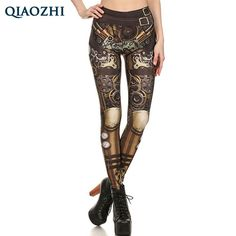 Leggings. Steampunk Gothic Leggin Workout Fitness Legging for Women High Waist PantsDeep discounts on over 300 products that enhance your life from day to day! Items for men and women of all ages, also teenagers. Take a look at our #jewelry #handbags #outerwear #electronicaccessories #watches #umbrellas #gpspettracker  #Purses #Songbirddeals #sunglasses