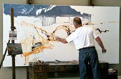 Landscape artist Scott L. Christensen
