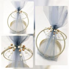 Funktionz Pearl and Net Basket perfect for flower girls make Engagement Gift Baskets, Engagement Ring Platter, Engagement Gifts, Wedding Gift Hampers, Wedding Gift Wrapping, Wedding Gifts, Wedding Plates, Wedding Boxes, Funeral Floral Arrangements