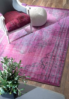 Rugs USA Winsdor Overdyed Grove Pink Rug. 4th of July Sale Last Day! 80% OFF for all Rug USA Products! Area rug, carpet, design, style, home decor, interior design, pattern, trend, statement, summer, cozy, sale, discount, free shipping, pink. http://www.rugsusa.com/rugsusa/rugs/rugs-usa-overdyed-grove/red/200DIRE1E-406.html