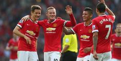 United rout QPR as Rooney reaches landmark