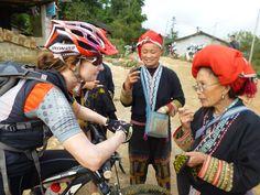 Bartering with the Red Dzao, Hanoi to Laos Mountain Bike Epic, Vietnam, with KE Adventure Travel, https://www.keadventure.com/holidays/vietnam-laos-cycling-sapa