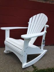 adirondack chair kits 25 pinterest. Black Bedroom Furniture Sets. Home Design Ideas