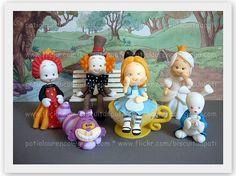 Alice no País das Maravilhas by Biscuit da Pati