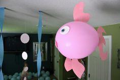 globos con forma de animalitos