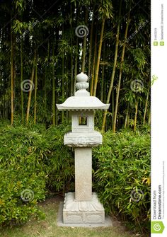 japanese stone lanterns - Google Search
