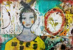 AJP179 Know Your Worth - Artjournaling by Piarom