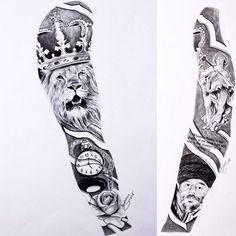 New tattoos, tattoos for guys, tattoos for women, tattoo sketches, Tattoos Mandala, Tattoos Skull, Life Tattoos, Black Tattoos, New Tattoos, Body Art Tattoos, Tattoos For Guys, Cool Tattoos, Japanese Sleeve Tattoos