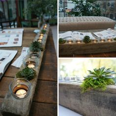 DIY: Sugar Mold Centerpiece | A La Crate Vintage Rentals, Madison, Wisconsin