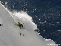 Time to ski in the mountains » Biskvitka.net
