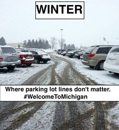 Welcome to Michigan