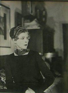 Borough Vintage: Fostering a Vintage Lifestyle: Style Icon: Nancy Cunard