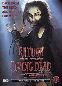 바탈리언 3 (Return Of The Living Dead 3, 1993)