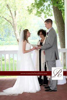 Ceremony Shawnee Inn Resort Pocono wedding photographer Rose Schaller Photo