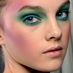 Vivienne Westwood Red Label Makeup, London Fashion Week S/S 2012