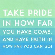 I love motivation!