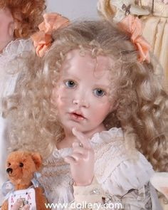 Pinterest.com : des poupées incroyables !