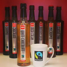 shott Fairtrade syrups