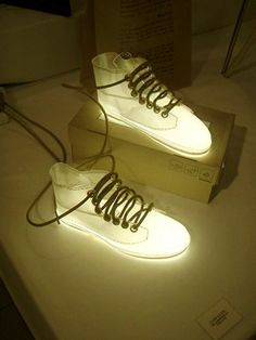 Schuh-Lampe