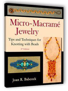 Micro-Macrame Jewelry book