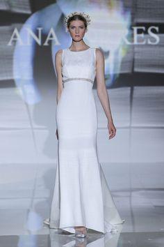 ilovebrides.pt desfile Ana Torres coleção 2017 na Barcelona Bridal Fashion Week