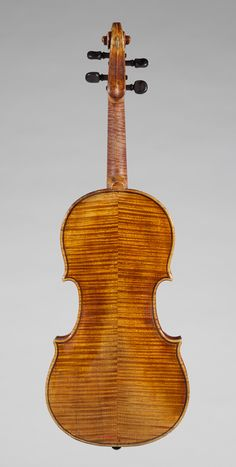 The Francesca Violin, Antonio Stradivari, Cremona, Italy, 1694