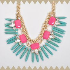the rendezvous necklace <3
