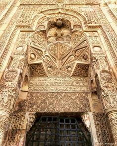 Divriği Ulu Camii Batı Kapısı #Sivas #Divriği #Divriğiulucamii