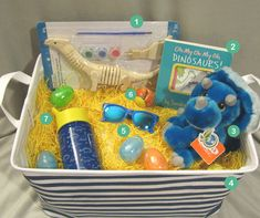 Unique Easter Basket Ideas Your Kids Will Love Easter Bunny, Easter Eggs, Bubble Bath Bomb, Beauty Kit, Happy Spring, Basket Ideas, New Tricks, My Favorite Part, Easter Baskets