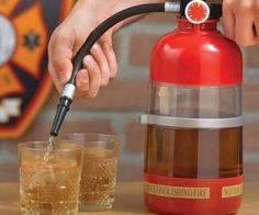 THIRST EXTINGUISHER. Check out the video and get it here at quickhidemywallet.co.uk