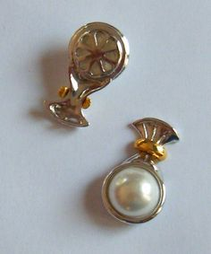 ciondolo con perla , by crys_e_cri, 2,00 € su misshobby.com
